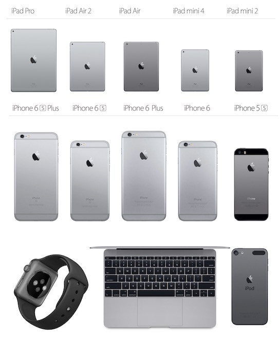 That Blue iPhone Could Actually Be Dark Space Gray