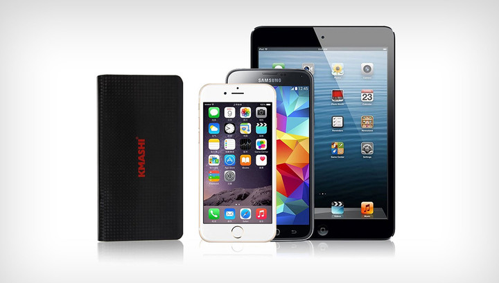 Get This 15000mAH External Battery For Just $13